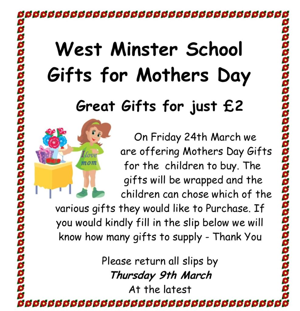 Gifts for Mothers Day 2017 Crop